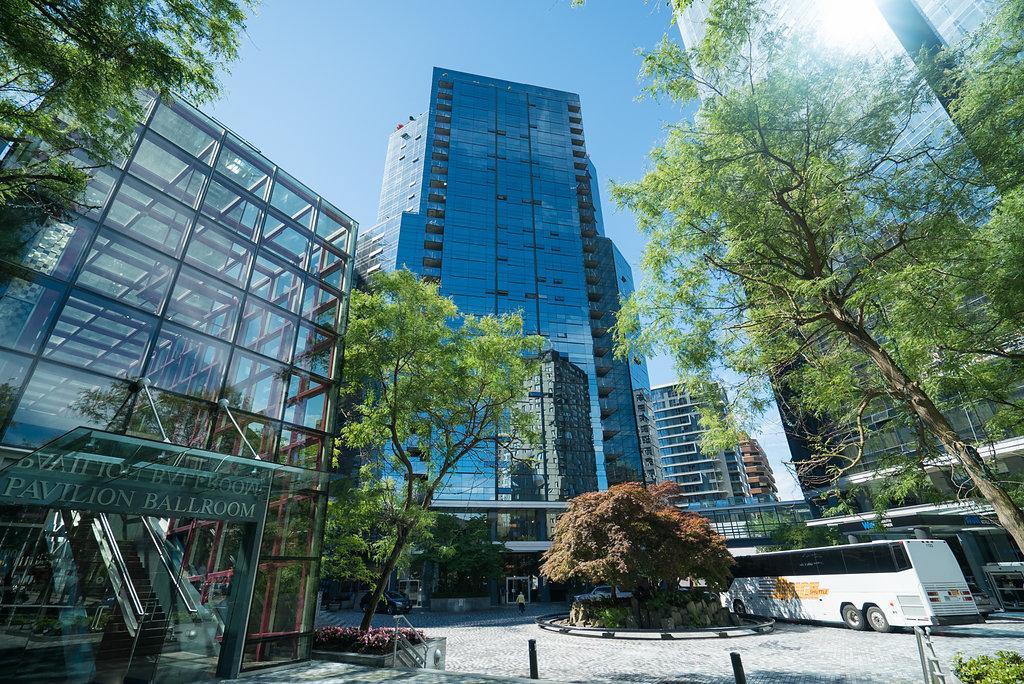 606-1050 Burrard St, Vancouver